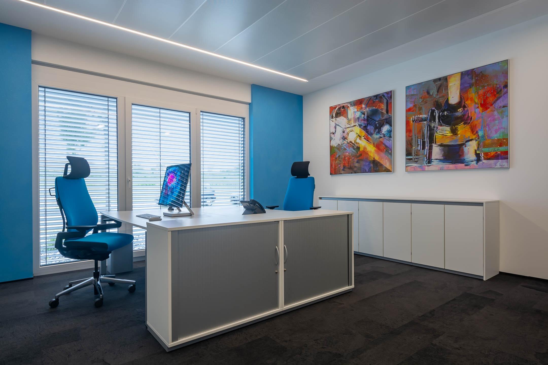 Derksen Firmengebäude - Büro