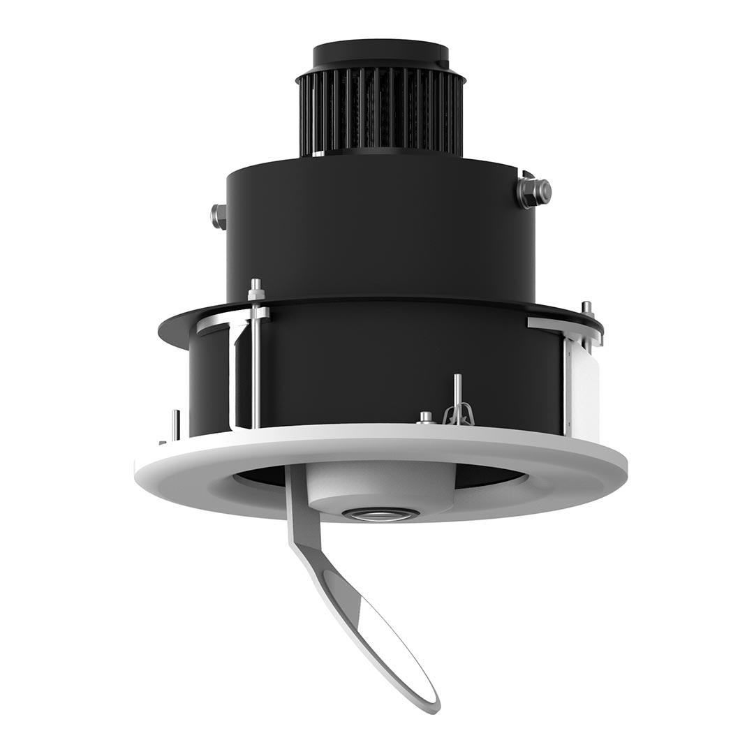 Deflection Mirror PHOS downlight
