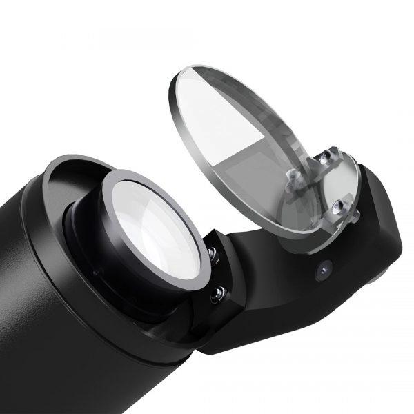 Prisma - Effekt für Gobo-Projektor - schwarz