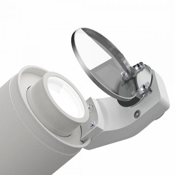 Prisma - Effekt für Gobo-Projektor - weiß