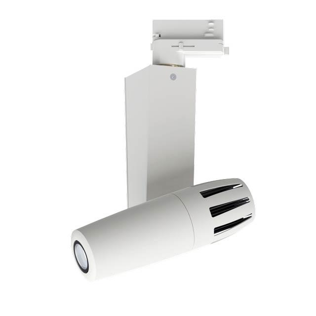 Gobo-Projektor für Stromschienen