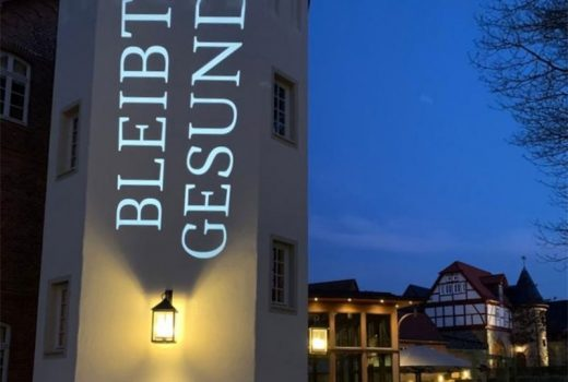 """Schloss Landau wünscht """"Bleibt gesund!"""""""