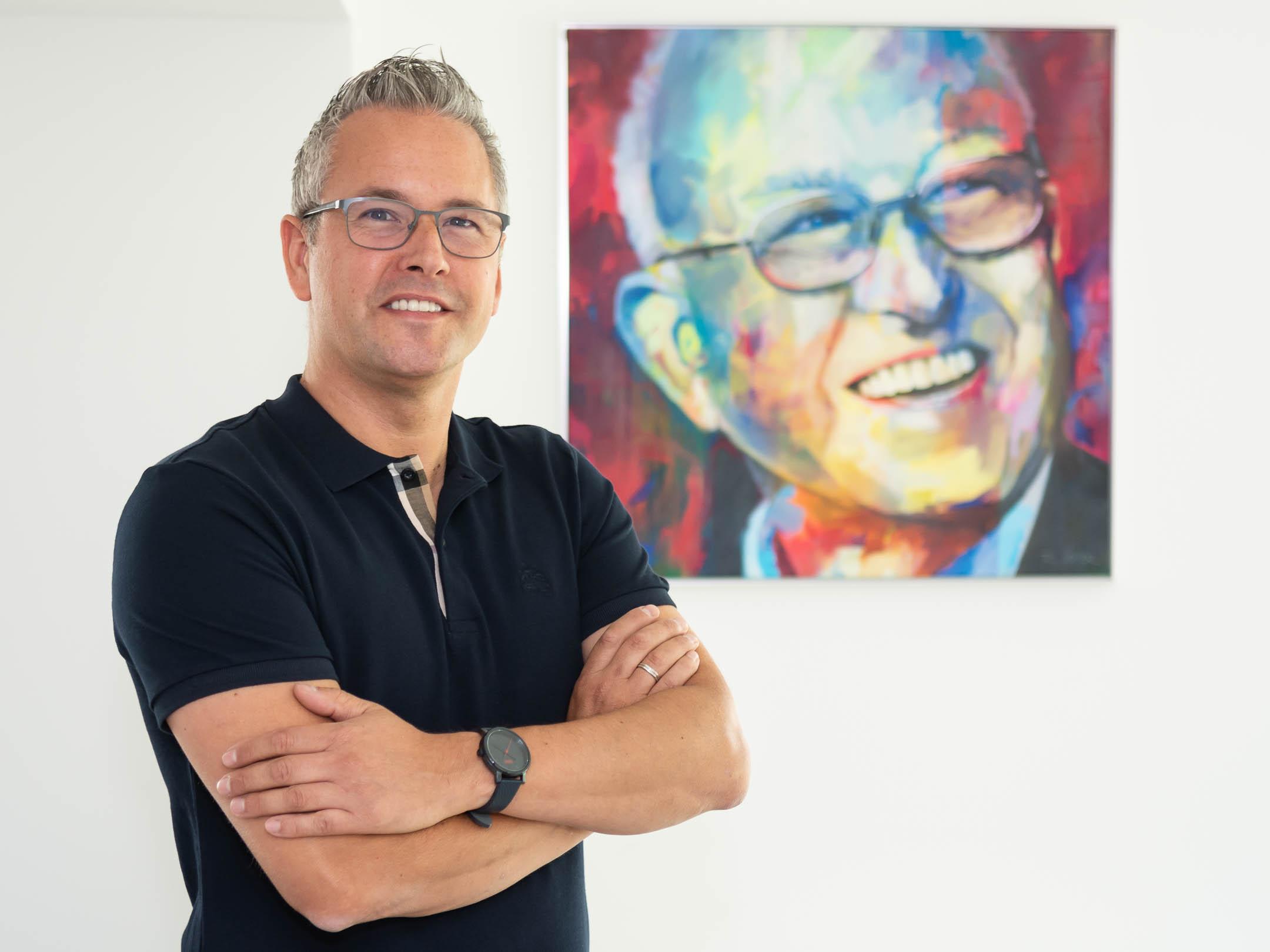 Frank Derksen - Geschäftsleitung